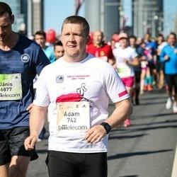 Lattelecom Riga Marathon - Adam Berdzik (742)