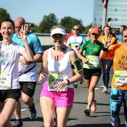 Lattelecom Riga Marathon - Aliona Aliushkevich (5387)