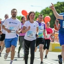 Lattelecom Riga Marathon - Alīna Kļaševa (11300)