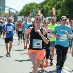 Lattelecom Riga Marathon - Ērika Bužinska (15387)