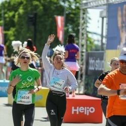 Lattelecom Riga Marathon - Evija Priedkalne (12793)