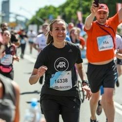 Lattelecom Riga Marathon - Agnese Demitere (14338)