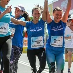 Lattelecom Riga Marathon - Anastasija Shiposha (12381), Gjunaja Balta (12386), Monta Vagule (12393), Laura Puncule (13254)