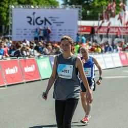Lattelecom Riga Marathon - Aiga Lesiņa (14051)