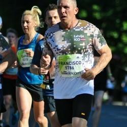 Lattelecom Riga Marathon - Francisco Diaz Muñoz (5786)