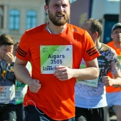 Lattelecom Riga Marathon - Aigars Ozoliņš (3505)