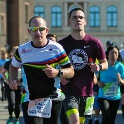 Lattelecom Riga Marathon - Adam Franklin (507)