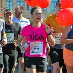 Lattelecom Riga Marathon - Aija Freiberga (1921)