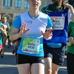 Lattelecom Riga Marathon - Anita Apine (5030)