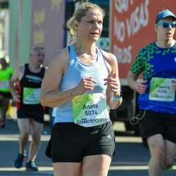 Lattelecom Riga Marathon - Anete Bruževica (5074)