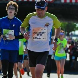 Lattelecom Riga Marathon - Alexander Kiesswetter (1231)