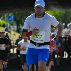 Lattelecom Riga Marathon - Fabian Diaz (3823)