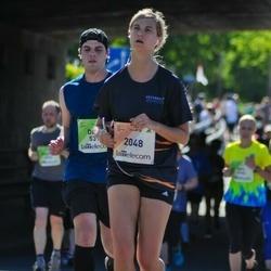 Lattelecom Riga Marathon - Ginta Vilcāne (2048)