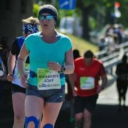 Lattelecom Riga Marathon - Alexandra Aminova (4369)