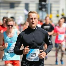 Lattelecom Riga Marathon - Aigars Rūtenbergs (11442)
