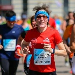 Lattelecom Riga Marathon - Alexandra Nettelnstroth (10210)