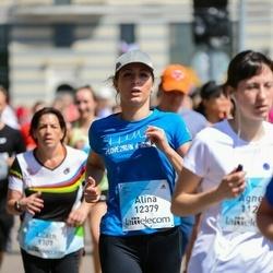 Lattelecom Riga Marathon - Alina Klovane (12379)
