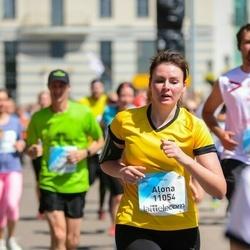Lattelecom Riga Marathon - Aļona Višņevska (11054)