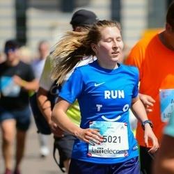 Lattelecom Riga Marathon - Alīna Sadovska (15021)