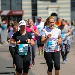 Lattelecom Riga Marathon - Agita Auza (9799), Santa Gulbe (10402)