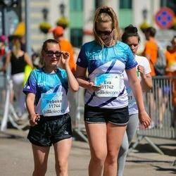 Lattelecom Riga Marathon - Eva Ķeruže (11742), Rebeka Šastakoviča (11744)