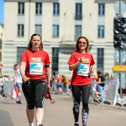 Lattelecom Riga Marathon - Adelina Kruze-Balta (9288), Edgars Siliņš (13923)