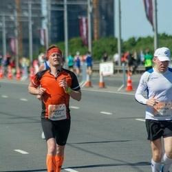 Lattelecom Riga Marathon - Laurynas Braškus (1332)