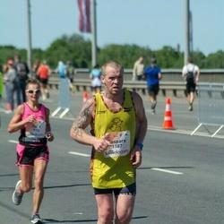 Lattelecom Riga Marathon - Kaspars Pētersons (1187)