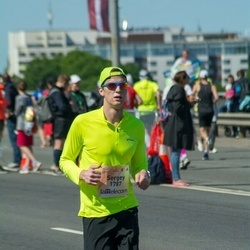 Lattelecom Riga Marathon - Sergey Minin (1787)