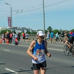 Lattelecom Riga Marathon - Tomasz Dziubany (1980)