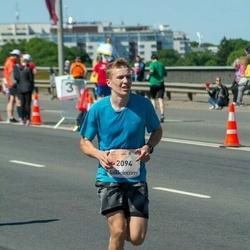 Lattelecom Riga Marathon - Jānis Gailītis (2094)