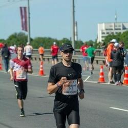Lattelecom Riga Marathon - Aliaksandr Lianha (767)