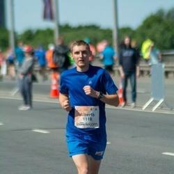 Lattelecom Riga Marathon - Alberts Dambis (1118)