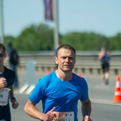 Lattelecom Riga Marathon - Mariusz Michno (714)