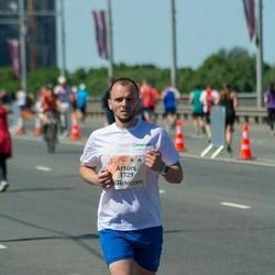 Lattelecom Riga Marathon - Artūrs Topecs (1729)