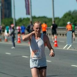 Lattelecom Riga Marathon - Aleksis Borozdins (2011)