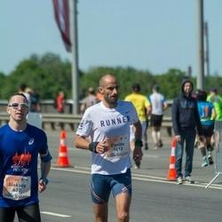 Lattelecom Riga Marathon - Davide Martini (1413)