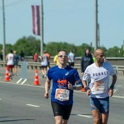 Lattelecom Riga Marathon - Aleksey Chernykh (672)
