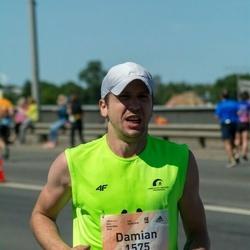 Lattelecom Riga Marathon - Damian Rozej (1575)
