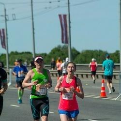 Lattelecom Riga Marathon - Ekaterina Kovalenko (1069)