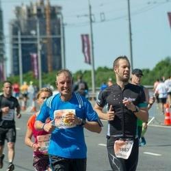 Lattelecom Riga Marathon - Artūrs Dedzis (1883)