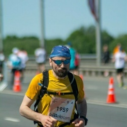 Lattelecom Riga Marathon - Kaspars Vingris (1959)