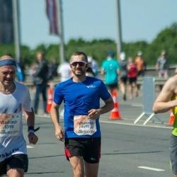 Lattelecom Riga Marathon - Johannes Heym (1670)
