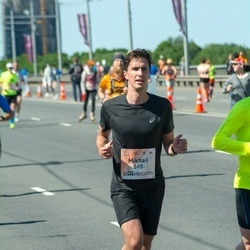 Lattelecom Riga Marathon - Mikhail Sharikov (595)
