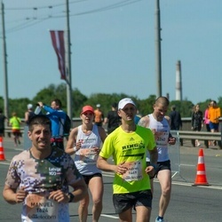 Lattelecom Riga Marathon - Andrei Safronenka (1469)