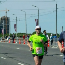 Lattelecom Riga Marathon - Andrei Sidorenko (671)