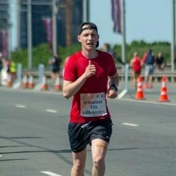 Lattelecom Riga Marathon - Irmantas Rakauskas (524)