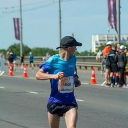 Lattelecom Riga Marathon - Mikus Žagata (1840)