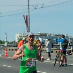 Lattelecom Riga Marathon - Mykola Baltabaiev (780)