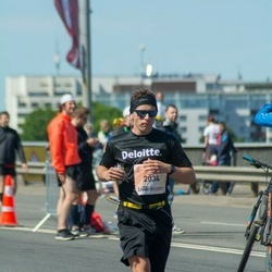 Lattelecom Riga Marathon - Artūrs Loze (2034)